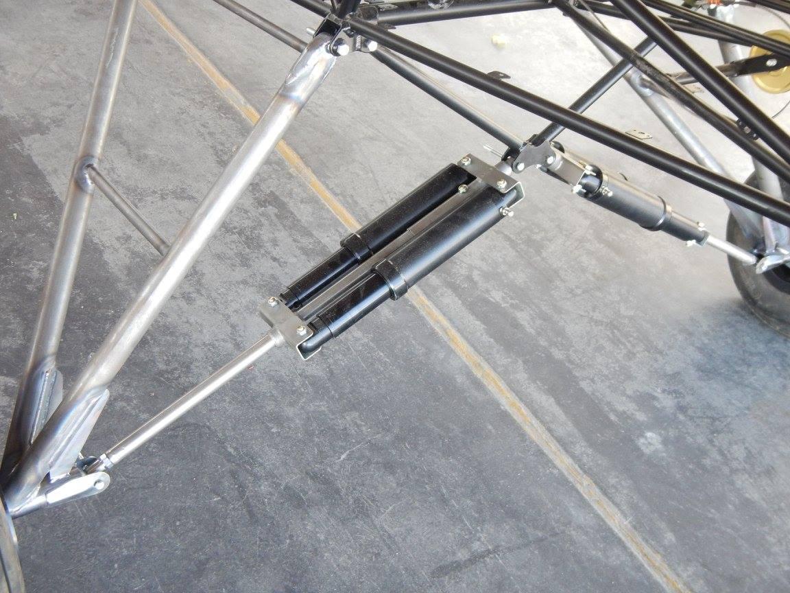 TK 1 Cabane shocks
