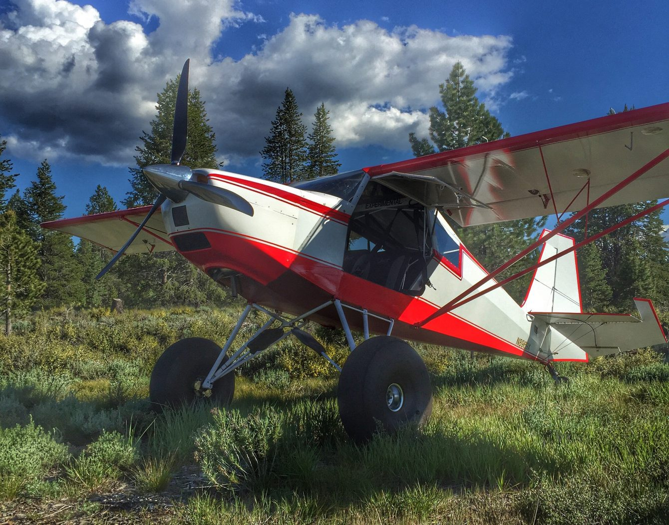High Sierra Flight Instruction / Backcountry Flight Training LLC.